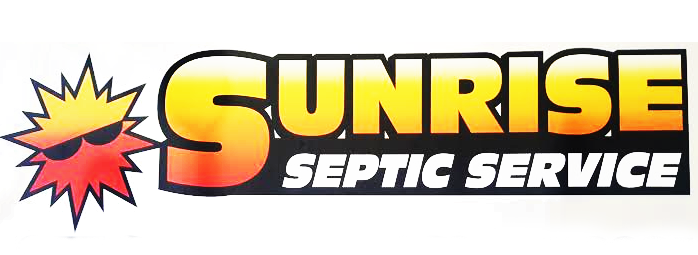 Sunrise Septic Service, Logo