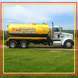 Septic Tank Pumping and Septic Cleaning in Antioch, IL | Sunrise Septic | Powerful Cleaning